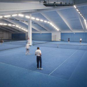 Tenis Notranja igrisca